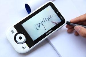 Zoomax Capture - Handheld video magnifier
