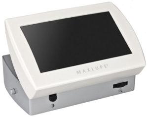 Reinecker Maxlupe - Handheld video magnifier