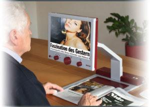 Reinecker Mezzo - Video magnifier