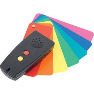Colorino - Détecteur de couleur parlant