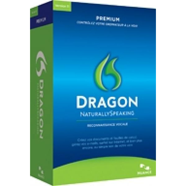 Dragon Naturally Speaking – Dictée vocale – Version Premium