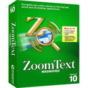 Zoom Text - Logiciel de Grossissement de Caractères