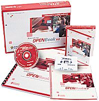 OPENBook - Logiciel de reconnaissance de caractères