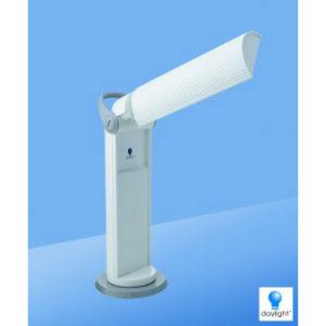 Lampe portative Twist, Blanc